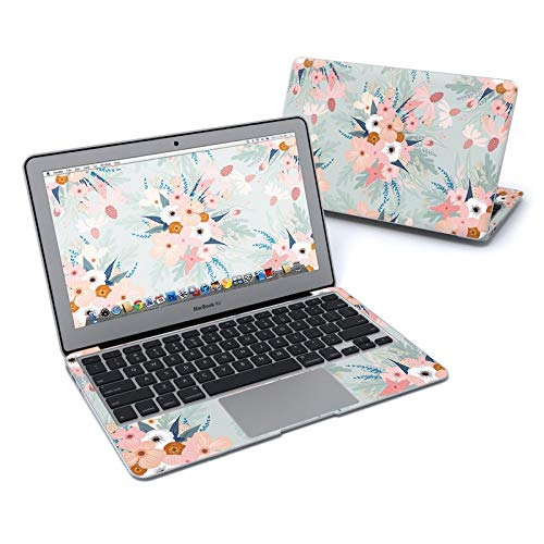 "Ada Garden Full-Size 360° Protector Skin Sticker for Apple MacBook Air 11"" Inch - Ultra Thin Protective Vinyl Decal wrap Cover"