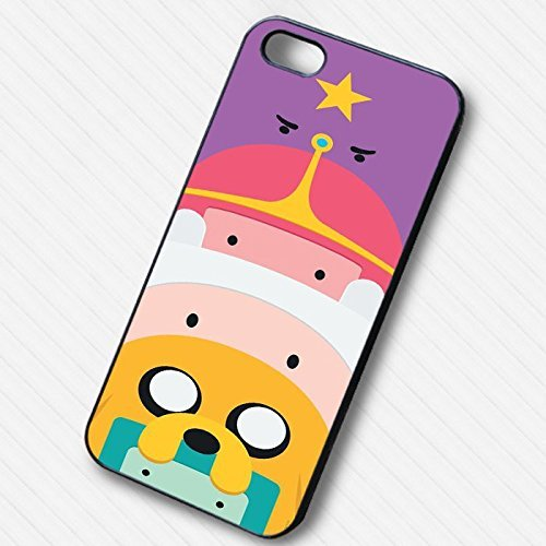 Cool Adventure Time characters pour Coque Iphone 6 et Coque Iphone 6s Case Z8M7PQ
