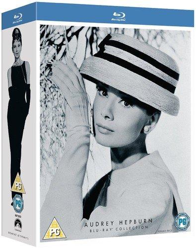 Audrey Hepburn Collection [Blu-ray]