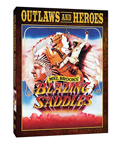 DVD : Blazing Saddles: 30th Anniversary Special Edition (Special Edition, Anniversary Edition, Eco Amaray Case, Dolby, AC-3)