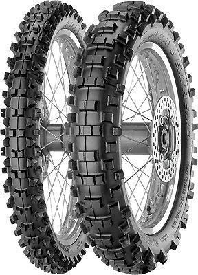 METZELER 6 DAYS EXTREME MOTORCYCLE TIRE REAR 120/90-18