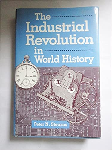 com the industrial revolution in world history essays in  com the industrial revolution in world history essays in world history 9780813385969 peter n stearns books