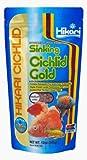 Hikari 12-Ounce Sinking Cichlid Gold Pellets for Pets, Mini, My Pet Supplies