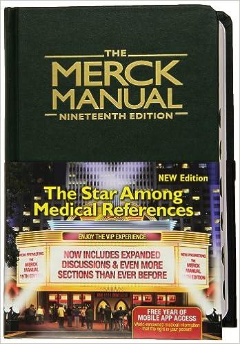 The merck manual 8601400074176 medicine health science books the merck manual 8601400074176 medicine health science books amazon fandeluxe Images