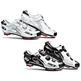 Sidi Drako Carbon SRS Vernice MTB shoes 2014 White/Black 40