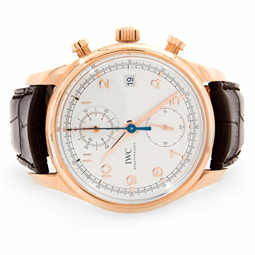 IWC-Portuguese-automatic-self-wind-mens-Watch-IW390402-Certified-Pre-owned
