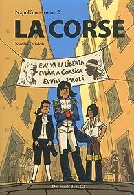 Book's Cover ofNapoléon tome 2 la Corse