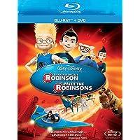 MEET THE ROBINSONS - 2-DISC BD BILINGUE COMBO PACK (BD+DVD) [Blu-ray]