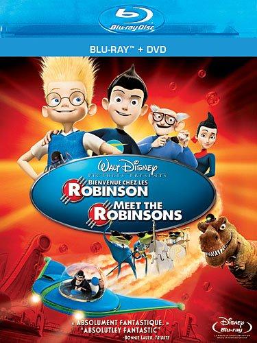 DVD : Meet The Robinsons [Blu-ray]