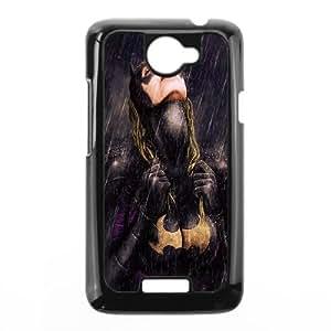 HTC One X Cell Phone Case Black Batgirl Ikeen