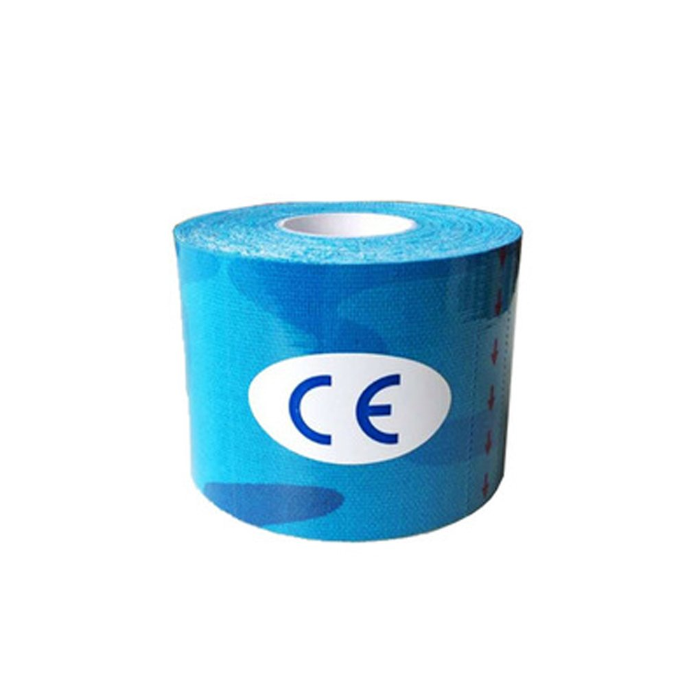 Morza Muscle Ruban Coton /élastique kin/ésiologie th/érapeutique Bande imperm/éable Musculaire Soutien Ruban adh/ésif