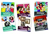 img - for Oxford Reading Tree Explore with Biff, Chip and Kipper: Oxford Level 8: Mixed Pack of 6 book / textbook / text book