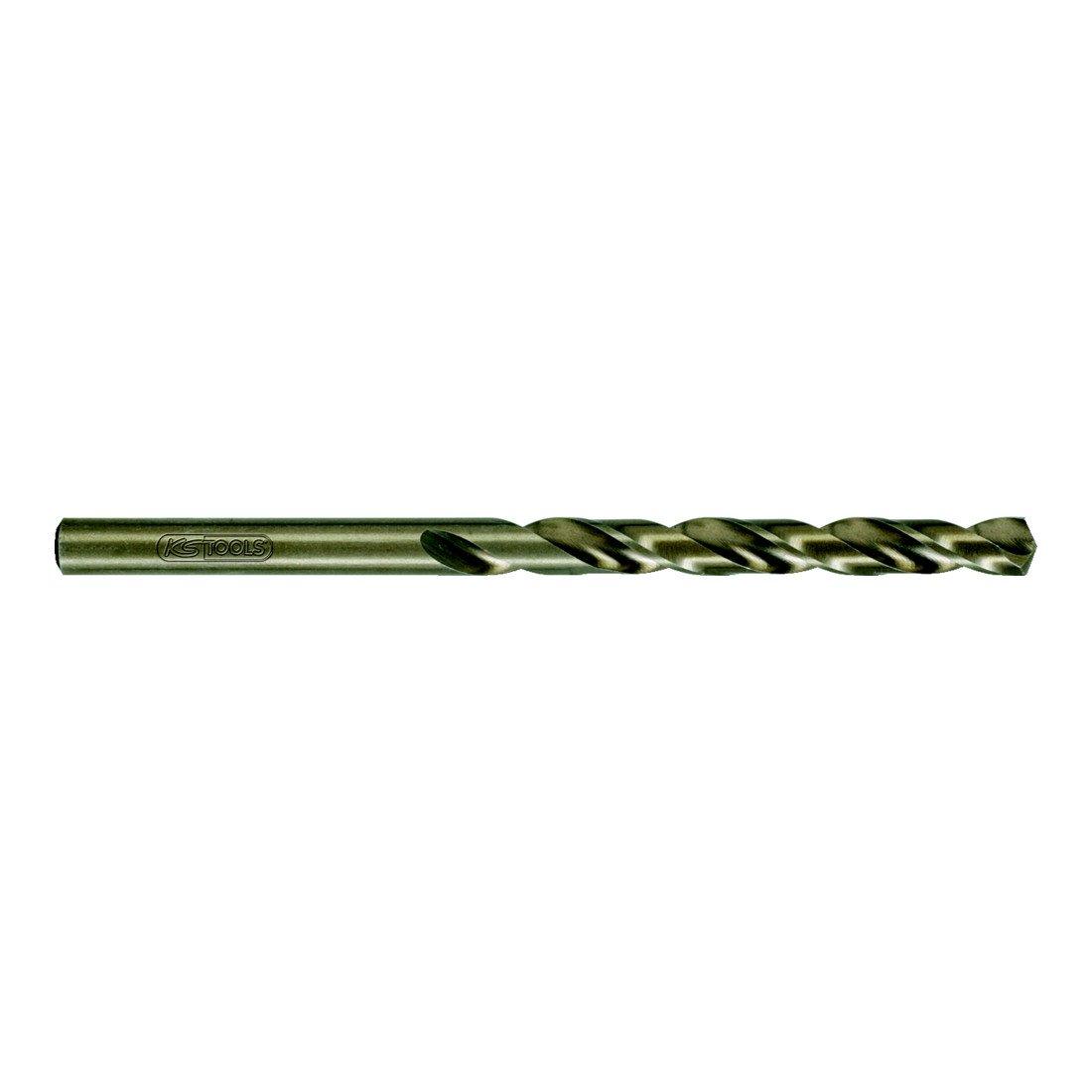 HSS-G Co 5 twist drill pack of 10 4,8mm
