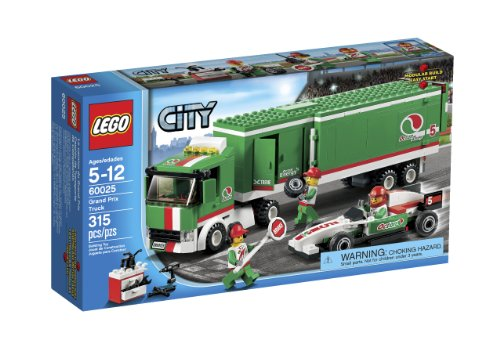 lego city semi truck - 4