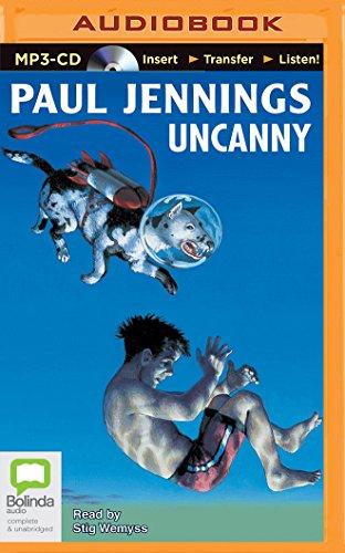 Uncanny! by Bolinda Audio