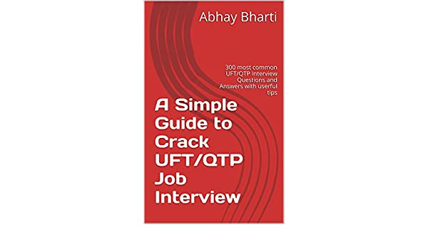Qtp Interview Questions Answers Pdf