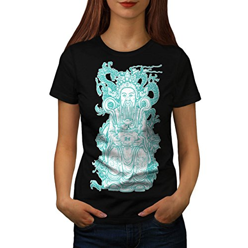 Ancient Empire Man Oriental God Women M T-shirt | Wellcoda