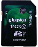 Kingston Digital 64 GB SDHC/SDXC Class 10 UHS-1