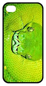 THYde Great iPhone 5c Cases Pretty multi color snake Back Covers Durable Case ending