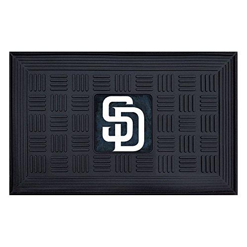 - FANMATS MLB San Diego Padres Vinyl Door Mat