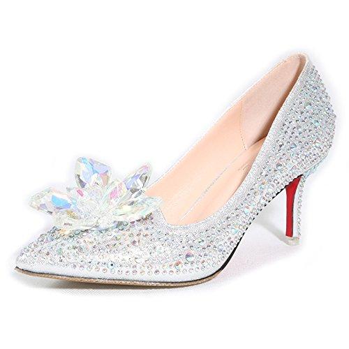 los zapatos solo Forty solo Donyyyy con Superficialmente tacón zapatos y zapatos two gqxqSa85Y