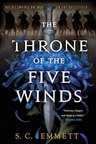 The Throne of the Five Winds (Hostage of Empire Book 1)