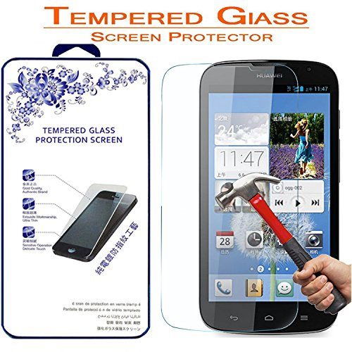 Tempered Glass Screen Protector for Huawei Ascend G610 - 2