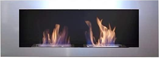 DF-Shopping, Germany by Fireplaces Manufacturer Mierzwa BIO ETHANOL FIRE PLACE MODEL TORNADO Black