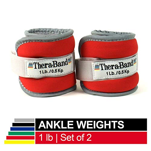 TheraBand Ankle Weights Comfort