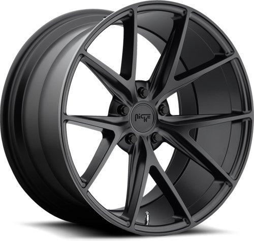 (MHT 11719954335 Misano M117 Cast Concave Monoblock Wheel Size: 19 x 9.5 Bolt Cir)