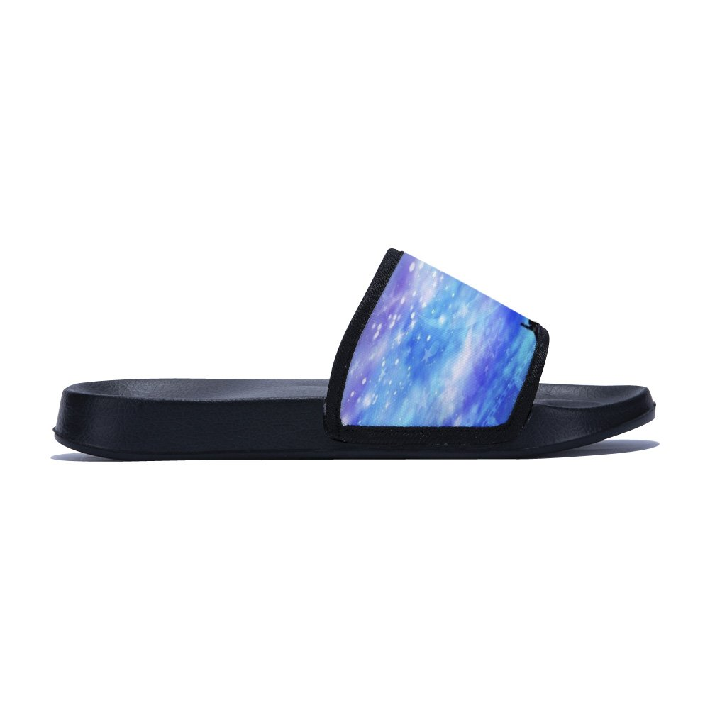 Boys Girls Slides Sandals Anti-Slip Soft Sole Open Toe Sandal Shoes Little Kid//Big Kid