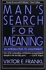 Man's Search for Meaning: An Introduction to Logotherapy Paperback
