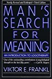 Man's Search for Meaning, Viktor E. Frankl, 0671244221