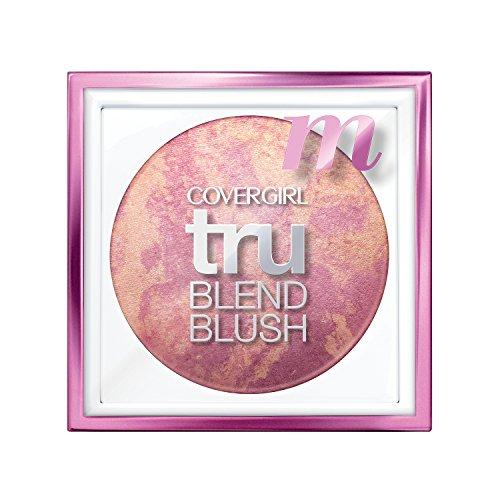 Medium Rose (COVERGIRL truBlend Baked Powder Blush Medium Rose, .1 oz)