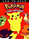 How to Draw Pokemon, Ron Zalme, 081676526X