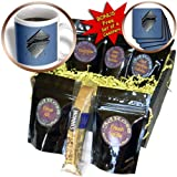 Jos Fauxtographee Abstract - Brainy Robotic Bug - Coffee Gift Baskets - Coffee Gift Basket (cgb_33616_1)