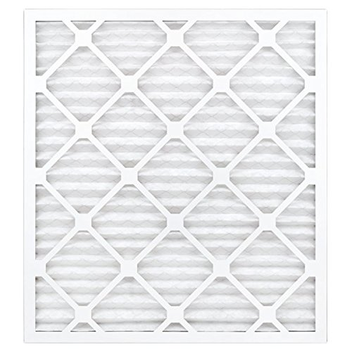 AIRx Filters Allergy 20x22x1 Air Filter MERV 11 AC Furnace Pleated Air Filter Replacement Box of 12, Made in the USA