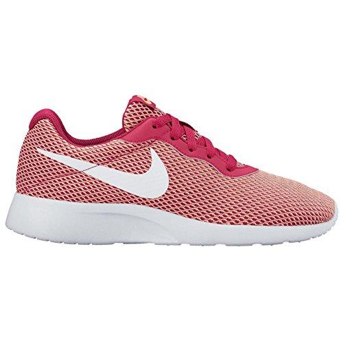 Nike 844908-601, Zapatillas de Deporte para Mujer Rosa (Sport Fuchsia / White / Sunset Glow)