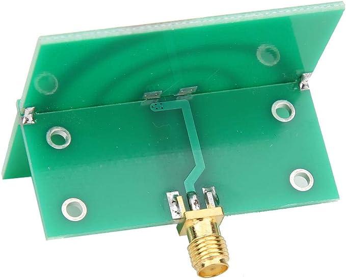Antena helicoidal isométrica, 2.4Ghz-5.8Ghz Antena ...