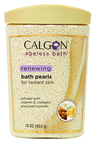 Calgon Ageless Bath Series Renewing Pearls -