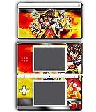 Bakugan Dan Kuso Battle Brawlers Runo Julie Shun Alice Video Game Vinyl Decal Skin Sticker Cover for Nintendo DS Lite System
