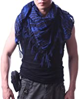 HDE Premium Arab Shemagh Keffiyeh Fashion Scarf