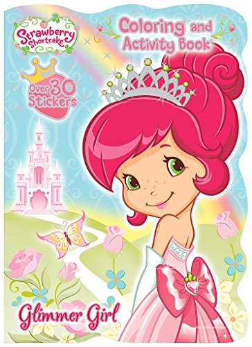 Bendon Strawberry Shortcake Super Fun Coloring -