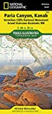 Paria Canyon, Kanab [Vermillion Cliffs National Monument, Grand Staircase-Escalante National Monument] (National Geographic Trails Illustrated Map)