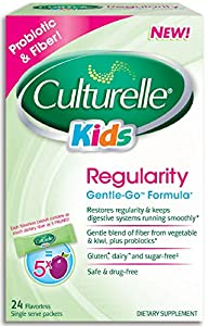 Culturelle Kids Regularity Supplements, 24 Count by i-Health, Inc.
