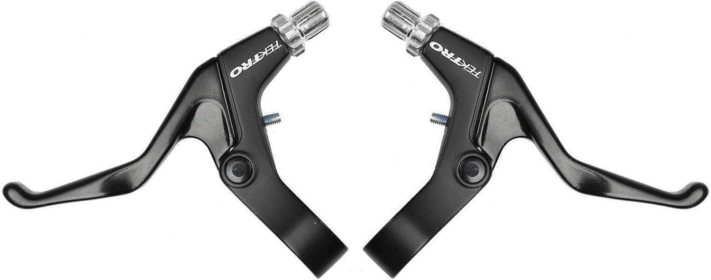 // NOS Flat bar brake levers Cantilever Tektro 362 a // Mtb