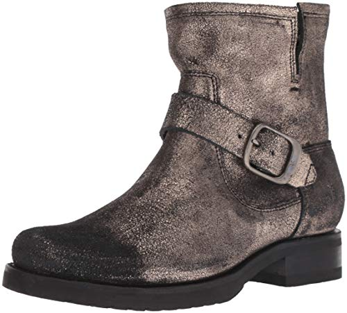 FRYE Women's Veronica Bootie Ankle Boot Gold