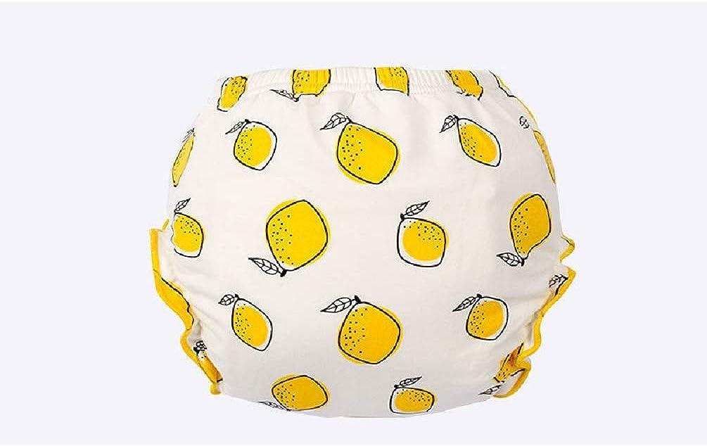 Goodkids Newborn Boys Girls Breathable Cotton Training Pants Waterproof Cartoon 3 Pcs Potty Shorts Underwear