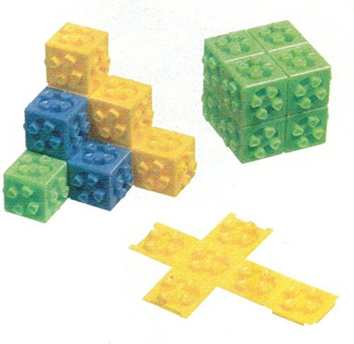 Didax Educational Resources Omnifix Cubes (Set of 1000) ()