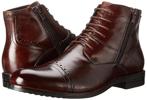 Stacy Adams Men's Godfrey Boot, Brown, 11.5 M US